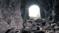 Sklepení pod hradem Kamýk